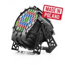 Flash- Butrym LED PAR 64 48x3W RGBW     -  MADE IN POLAND !!!