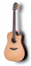 Furch D-23 CR Elite Cut Away LR Baggs Anthem