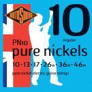 Roto PN10 - 6 strun Regular [10-46] niklowane
