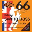Roto RS665LD - 5 strun bas [45-130] stalowe