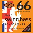 Roto RS66LC - 4 struny bas [40-95] stalowe