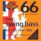 Roto RS66LF - 4 struny bas [45-105] stalowe