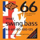Roto SM665 - 5 strun bas [40-125] stalowe