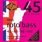 Roto RB45 – 4 struny bas [45-105] niklowane