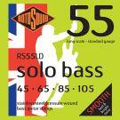 Roto RS55LD - 4 struny bas [45-105] stalowe