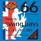Roto RS66LDN - 4 struny bas [45-105] niklowane