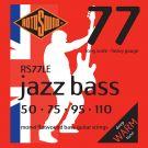 Roto RS77LE - 4 struny bas [50-110] monelowa