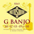 Roto RS65 - 5 strun banjo [10-10] niklowane