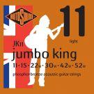 Roto JK11 – 6 strun akust. [11-52] brąz fosforowy