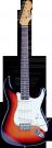 Blade TC-1 Texas Classic, git.elektryczna