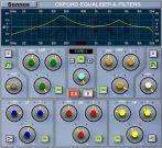 Sonnox EQ, 5 pasmowy equalizer parametryczny