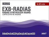 KORG EXB-RADIAS, rozszerzenie RADIAS do M3
