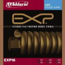 D'Addario EXP 16, struny do git. akustycznej