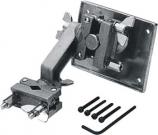 Roland APC-33, mocowanie do padów