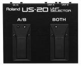 Roland US-20, unit selector