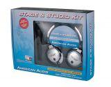 American DJ Stage and Studio Kit, zestaw