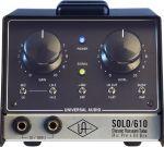 Universal Audio Solo/610, przedwzmacniacz lampowy
