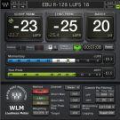 Waves WLM Loudness Meter, wtyczka do pomiaru głośności
