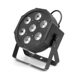 LED PAR 56 7x10W 4w1 RGBW+ RE