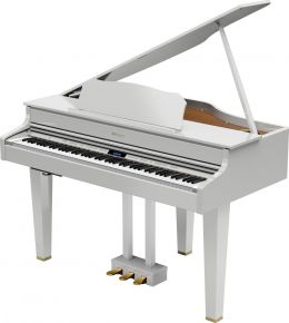 Roland GP-607 PW, fortepian