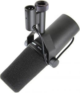SHURE SM7B, mikrofon dynamiczny
