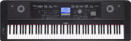 Yamaha DGX-660 B, pianino cyfrowe z funkcjami keyboardu