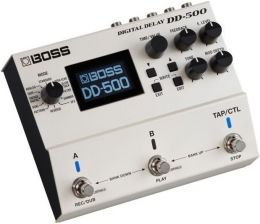 Boss DD-500, kostka gitarowa