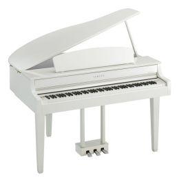 Yamaha CLP-665 GP WH, fortepian cyfrowy BEZPŁATNY :dowóz,montaż,szkolenie
