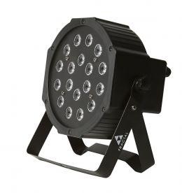 FRACTAL PAR LED 18x1 W
