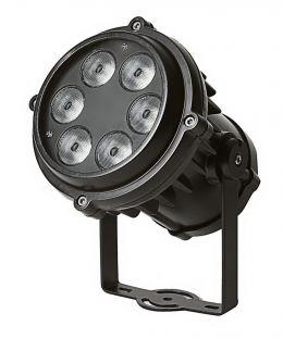 FRACTAL PAR LED 6x3 W IP65