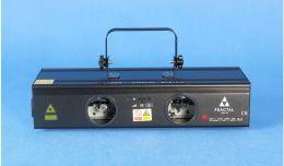 Fractal Lights FL 205 RG Laser Dwa Kolory