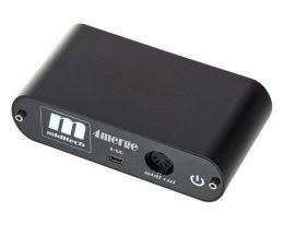 MIDITECH 4merge USB - MIDI Merger