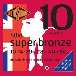Roto SB10 - 6 strun akust. [10-50] brąz fosforowy