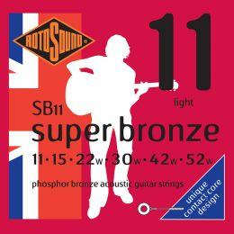 Roto SB11 - 6 strun akust. [11-52] brąz fosforowy