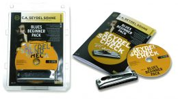 Seydel Sound Check Vol. 1 Blues Beginner Pack, harmonijka ustna
