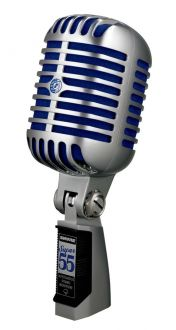 SHURE Super 55, mikrofon dynamiczny
