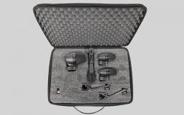 SHURE PGA DRUMKIT4, zestaw mikrofonów