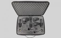 SHURE PGA DRUMKIT6, zestaw mikrofonów