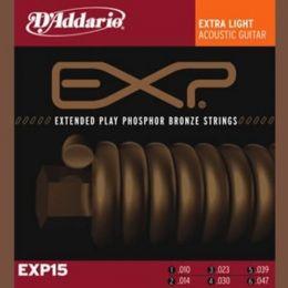 D'Addario EXP 15, struny do git. akustycznej