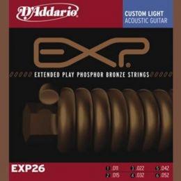 D'Addario EXP 26, struny do git. akustycznej