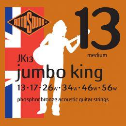 Roto JK13 – 6 strun akust. [13-56] brąz fosforowy