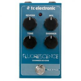 TC Electronic Fluorescence Shimmer Reverb, shimmer reverb