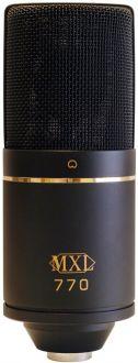 MXL 770 MOGAMI, wokalowy mikrofon studyjny