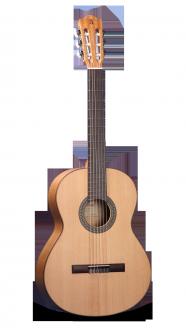 Alhambra New 2F, gitara flamenco