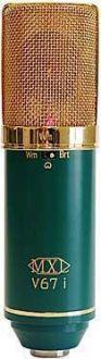 MXL V67i, mikrofon pojemnościowy