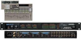 MOTU Audio 2408 mk3, karta dźwiękowa