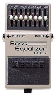 BOSS GEB-7,efekt basowy
