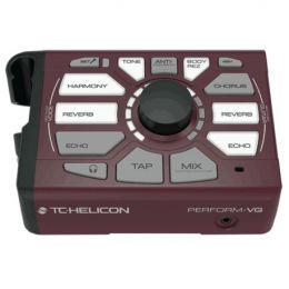 TC-Helicon Perform-VG - Procesor efektów do wokalu i gitary akustycznej