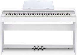 Casio PX-770 WH, pianino cyfrowe