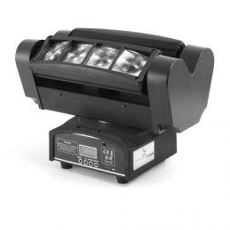 Flash- Butrym LED Spyder Mini Głowica ruchoma 8x15W 4in1 RGBW - No Limit   -  MADE IN POLAND !!!